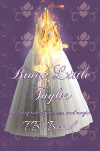 Brave Little Taylor Book Cover