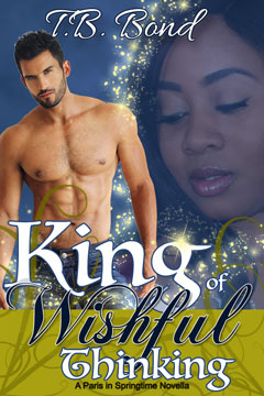 King of Wishful Thinking Book Cover